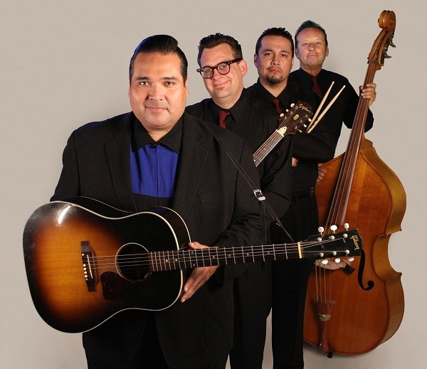Big Sandy and His Fly-Rite Boys Mon 05/13/2013 8pm