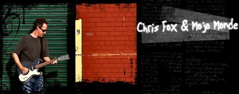 Chris Fox & Mojo Monde Thur.06/28/2012 8pm