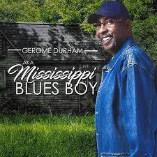 James Luckett Sr. and Mississippi Blues Man Gerome Durham. Fri. 07/13/2018 8:30