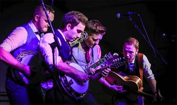 JigJam Irish/Bluegrass Sun 02/23/2020 visit www.piermont.club