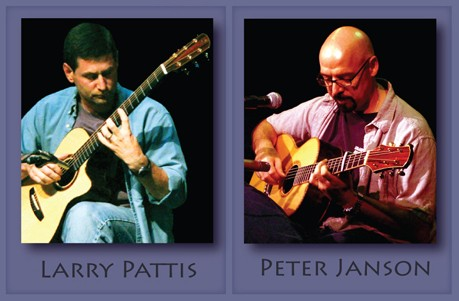 Peter Janson and Larry Pattis Thur. 07/14/2011 8pm