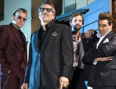 Rick Estrin and the Nightcats  Sun 08/12/2018 $26.50