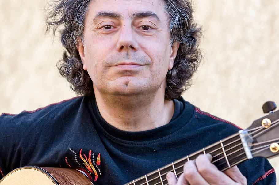 Pierre Bensusan Thurs 06/21/2012 8pm