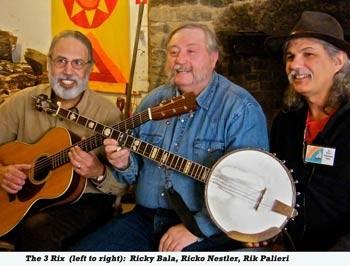 Rick Nestler ,Rik Palieri and Rich Bala Wed.02/17/2010 7:30