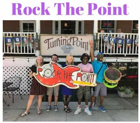 Arlene Sorensen Presents Rock the Point Tuesday 06/04/2019 7:00
