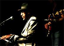 Sam Waymon and the Magic Band  Sat 05/19/2012 9:00