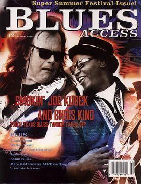Smokin' Joe Kubek w/ Bnois King Thurs 04/10/2012  8:00