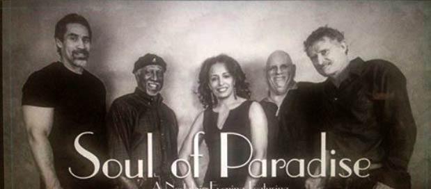 Soul of Paradise Sat 07/16/2016 9:00