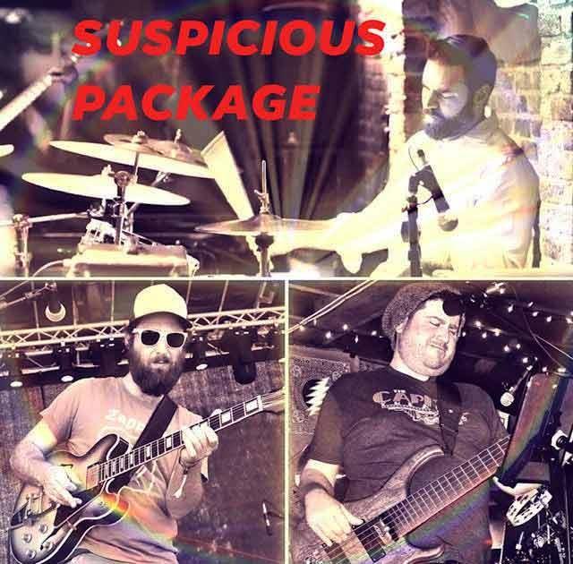 Suspicious Package Sat. 09/14/2019 8:30