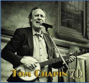 Tom Chapin Thursday 12/27/2018 7:30pm