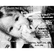 Katie Barkley Benefit  Thurs 4/3/2014 8pm