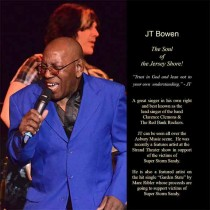 J T Bowen and Mighty Kings Fri. 02/17/2017 8:30
