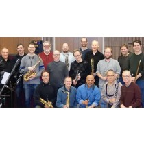Scott Reeves Big Band Sun 07/24/2016 7:30
