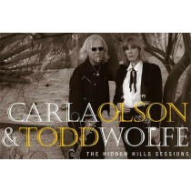 Olson-Wolfe CD Release SATURDAY 05/11/2019 8:00